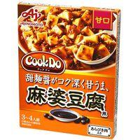 味の素 CookDo あらびき肉入り麻婆豆腐用甘口 140g×10 2901807 1ケース(10入)(直送品)
