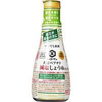 キッコーマン食品 新鮮大豆ペプチド減塩だし入 200ml×12 2913713 1ケース(12入)(直送品)