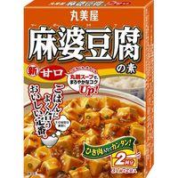 丸美屋 麻婆豆腐の素 甘口 162g×10 2962054 1ケース(10入) 丸美屋食品工業(直送品)