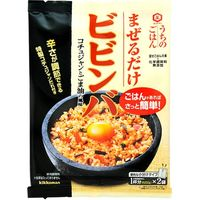 キッコーマン食品 うちのごはん ビビンバ 82g×10 2913830 1ケース(10入)(直送品)