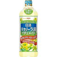 日清オイリオグループ キャノーラ油ナチュメイド 900g×8 4543337 1ケース(8入)(直送品)