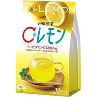 三井農林 日東紅茶 C&レモン 9.8×10×6 3843734 1ケース(6入)(直送品)