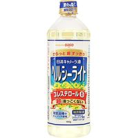 日清オイリオグループ キャノーラ油ヘルシーライト ペット 900g×8 4543227 1ケース(8入)(直送品)
