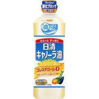 日清オイリオグループ キャノーラサラダ油 ペット 600g×10 4543262 1ケース(10入)(直送品)