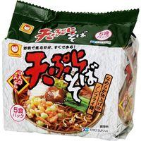 マルちゃん 天ぷらそば 5食 93g×5食×6 5161033 1ケース(6入) 東洋水産(直送品)