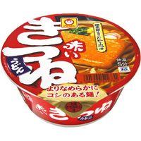 マルちゃん 赤いきつねうどん 東 カップ 96g×12 5161124 1ケース(12入) 東洋水産(直送品)