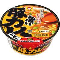 マルちゃん 黒い豚カレーうどん カップ 87g×12 5161042 1ケース(12入) 東洋水産(直送品)
