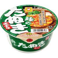 マルちゃん 緑のたぬき天そば 東 カップ 101g×12 5161175 1ケース(12入) 東洋水産(直送品)