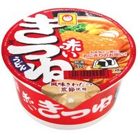 マルちゃん 赤いきつね 豆うどん 東 カップ 41g×12 5161191 1ケース(12入) 東洋水産(直送品)