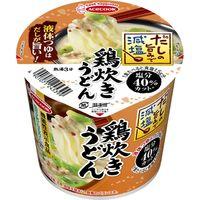 エースコック だしの旨み減塩鶏炊きうどん カップ 45g×12 5107544 1ケース(12入)(直送品)