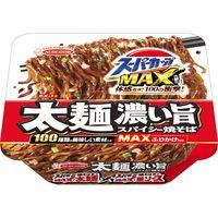 エースコック スーパーカップ MAX大盛り濃い旨 スパイシー焼そば 176g×12 5107941 1ケース(12入)(直送品)