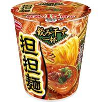 エースコック 飲み干す一杯 担担麺縦 カップ 76g×12 5108911 1ケース(12入)(直送品)