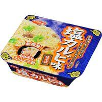 サンヨー食品 サッポロ一番 塩カルビ味焼そば レギュラー 111g×12 5121466 1ケース(12入)(直送品)