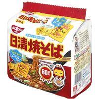日清食品 日清焼そば 100g×5×6 5143173 1ケース(6入)(直送品)