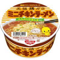 日清食品 チキンラーメン どんぶりミニ 38g×12 5143308 1ケース(12入)(直送品)