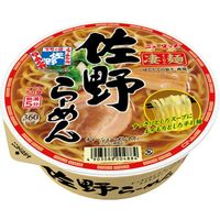 ヤマダイ ニュータッチ 凄麺 佐野ラーメン カップ 115g×12 5145413 1ケース(12入)(直送品)