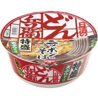 日清食品 どん兵衛 特盛天ぷらそば 143g×12 5145672 1ケース(12入)(直送品)