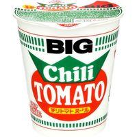 日清食品 カップヌードル チリトマトビッグ カップ 107g×12 5145683 1ケース(12入)(直送品)