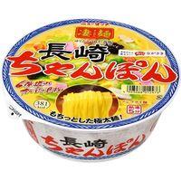 ヤマダイ ニュータッチ 凄麺 長崎ちゃんぽん カップ 97g×12 5146185 1ケース(12入)(直送品)