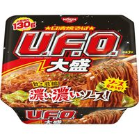 日清食品 焼そば UFO 大盛 カップ 167g×12 5143793 1ケース(12入)(直送品)