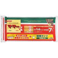 マ・マー チャック付結束スパ1.6mm 600g×20 5157113 1ケース(20入) 日清フーズ(直送品)