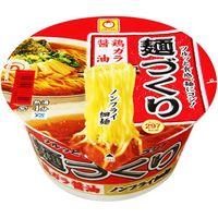マルちゃん 麺づくり 鶏ガラ醤油 カップ 97g×12 5168569 1ケース(12入) 東洋水産(直送品)