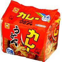 マルちゃん カレーうどん 甘口 5食 100g×5×6 5162377 1ケース(6入) 東洋水産(直送品)