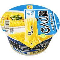 マルちゃん 麺づくり 鶏だし塩 カップ 87g×12 5168572 1ケース(12入) 東洋水産(直送品)
