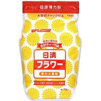 日清製粉 小麦粉フラワー チャック付 1kg×15 5243304 1ケース(15入) 日清フーズ(直送品)