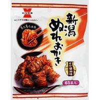 岩塚製菓 新潟ぬれおかき 65g×10 5504330 1ケース(10入)(直送品)