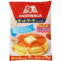森永製菓 ホットケーキ ミックス 600g×12 5270277 1ケース(12入)(直送品)