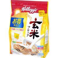 ケロッグ 玄米フレーク 徳用袋 400g×6 5518521 1ケース(6入) 日本ケロッグ(直送品)