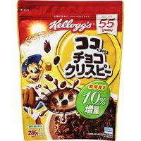 ケロッグ チョコクリスピー 260g×6 5518557 1ケース(6入) 日本ケロッグ(直送品)
