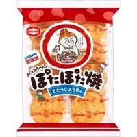 亀田製菓 ぽたぽた焼 20枚×12 5518674 1ケース(12入)(直送品)