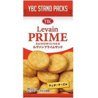 ルヴァンプライム サンド チェダーチーズ味 18枚×10 5572210 1ケース(10入) ヤマザキビスケット(直送品)