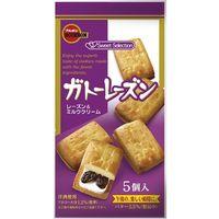 ブルボン ガトーレーズン 5個×10 5566276 1ケース(10入)(直送品)