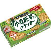 森永製菓 小麦胚芽のクラッカー 64枚×4 5569432 1ケース(4入)(直送品)