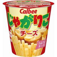 カルビー じゃがりこ チーズ 58g×12 5630526 1ケース(12入)(直送品)