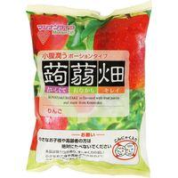 マンナンライフ 蒟蒻畑 りんご味 25g×12×12 5599814 1ケース(12入)(直送品)