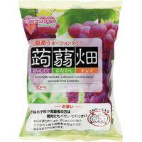 マンナンライフ 蒟蒻畑 ぶどう味 25g×12×12 5599816 1ケース(12入)(直送品)