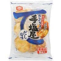 亀田製菓 手塩屋 9枚×12 5612871 1ケース(12入)(直送品)