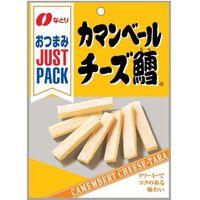 なとり JUSTPACK カマンベールチーズ鱈 21g×10 5741567 1ケース(10入)(直送品)