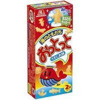 森永製菓 おっとっと うすしお味 52g×10 5770188 1ケース(10入)(直送品)