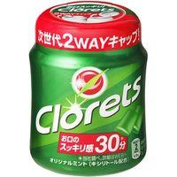 モンデリーズ・ジャパン クロレッツXP オリジナルミントボトル 140g×6 5778182 1ケース(6入)(直送品)