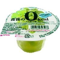 ブルボン 食後の0kcal マスカット味 160g×12 5789850 1ケース(12入)(直送品)