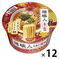 日清食品 日清麺職人 醤油 1ケース(12食入)