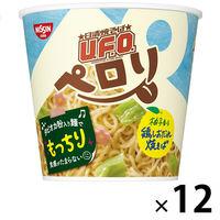 日清食品 日清焼そばU.F.O. ペロリ 柚子香る鶏しおだれ 1ケース(12食入)