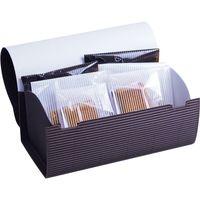 ヤマニパッケージ ロールケース特小ブラウン 20-267 1ケース(200:50枚全面包装)(直送品)