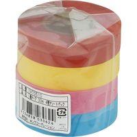 キングコーポレーション 紙テープ ロール 4P×12パック M70510(直送品)