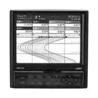 アズビル ペーパーレス記録計 アドバンストレコーダ ARF106AS130D0 ARF106AS130D0 1個(直送品)